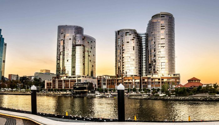 The Towers at Elizabeth Quay, Perth Property Services